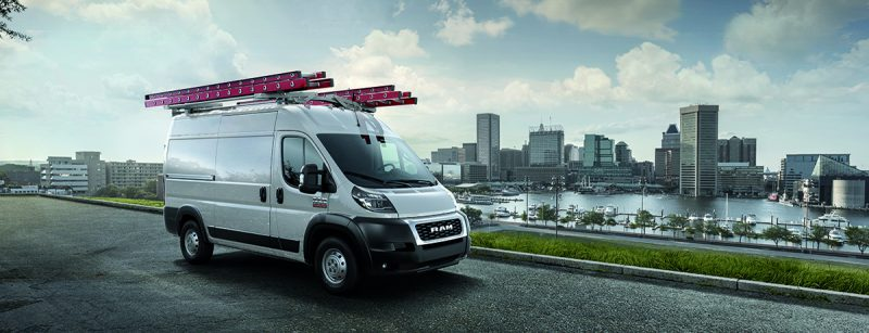 8 Ways to Get the Most Out of Your Work Van