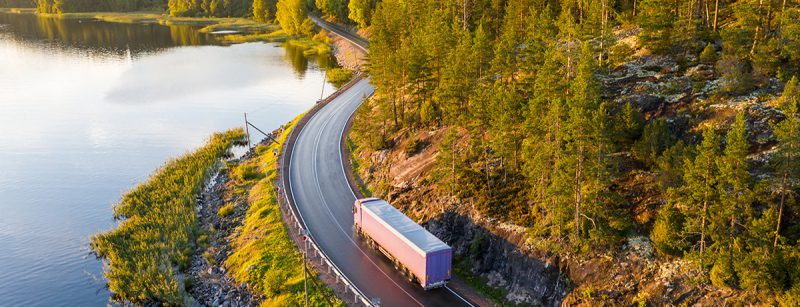 Top 10 Summer Travel Destinations: Trucking Edition