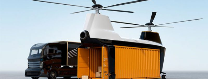 Autonomous Cargo Drones Could Disrupt Transportation